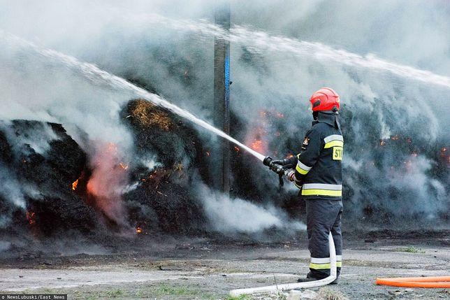 Strażacy ochotnicy podpalali by zarobić? Ruszył proces