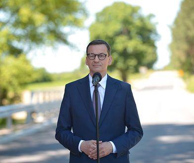 """Morawiecki zawnioskował o niejawne posiedzenie Sejmu """"ws. ataków cybernetycznych"""""""