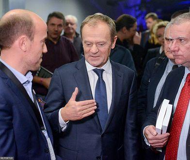 Spotkanie Budka-Tusk