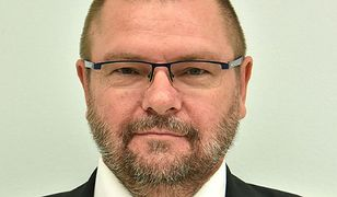 Robert Iwaszkiewicz to polityk partii Wolność