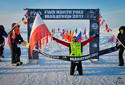 """Polak zwycięzcą """"najzimniejszego maratonu"""""""