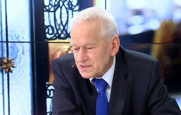 Kornel Morawiecki: do niczego nie podżegałem, Małgorzata Zwiercan zagłosowała impulsywnie