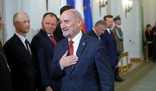Antoni Macierewicz został Marszałkiem Seniorem