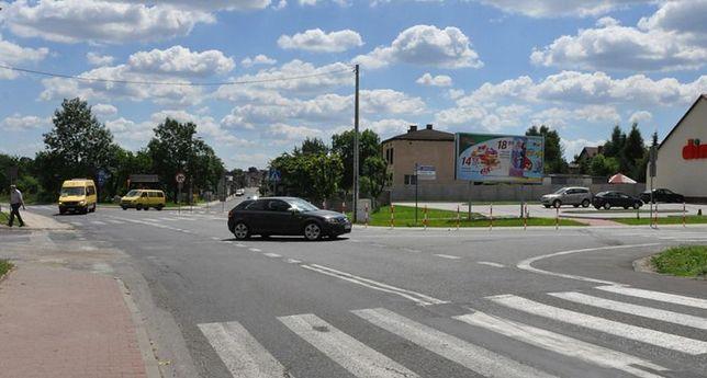 W Sławkowie chcą ograniczyć ruch ciężarówek.