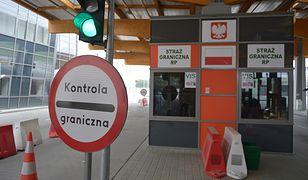 Polska granica wschodnia, lotniska oraz porty stanowią również zewnętrzną granicę UE