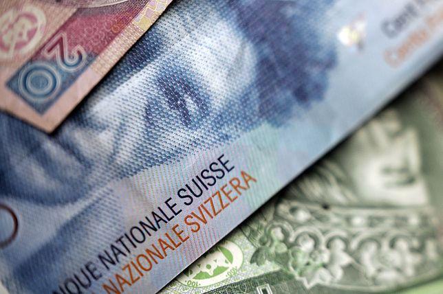 Notowania franka od kilku miesięcy systematycznie idą w dół.
