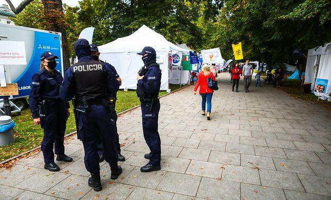 Białe Miasteczko, fot. Adam Burakowski/REPORTER