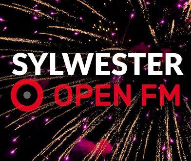 Muzyka na Sylwestra 2020/2021: Cztery nowe stacje w Open FM!