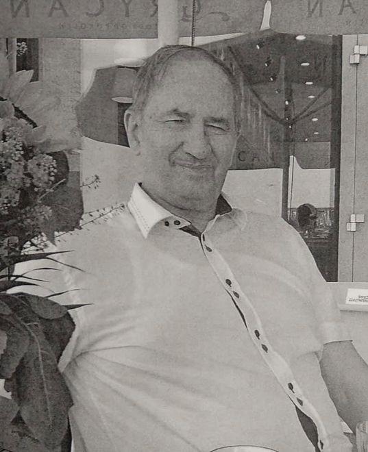 Poznań. Zaginął 65-latni Roman Dziergwa. Miał jechać do Włoch