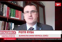 """Mieszkańcy Krynicy-Zdrój protestują przeciwko utworzeniu izolatoriów. Burmistrz: """"nie przeżyjemy"""""""