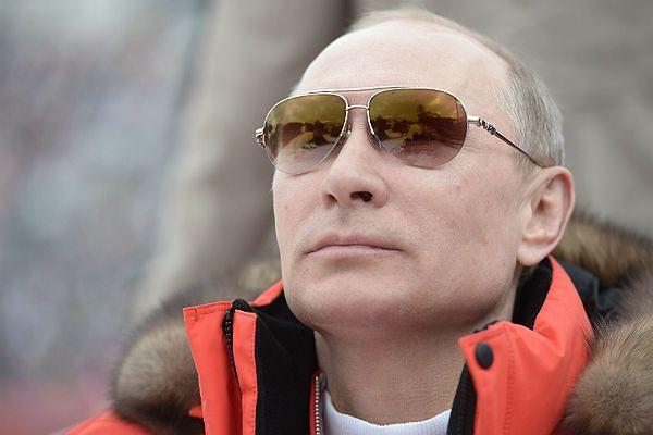 Krystyna Kurczab-Redlich: Władimir Putin piekielnie boi się przeciwników