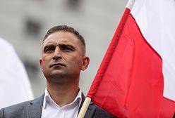 Robert Bąkiewicz ogłosił hasło tegorocznego Marszu Niepodległości