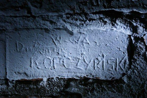 Piwnice kamienicy przy Strzeleckiej 8 w Warszawie wpisano do rejestru zabytków