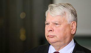 Bogdan Borusewicz 8 lipca 2010 roku tymczasowo wykonywał obowiązki prezydenta
