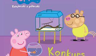 Świnka Peppa. Książeczki z półeczki (#25). Świnka Peppa. Książeczki z półeczki. Tom 25. Konkurs ulubieńców