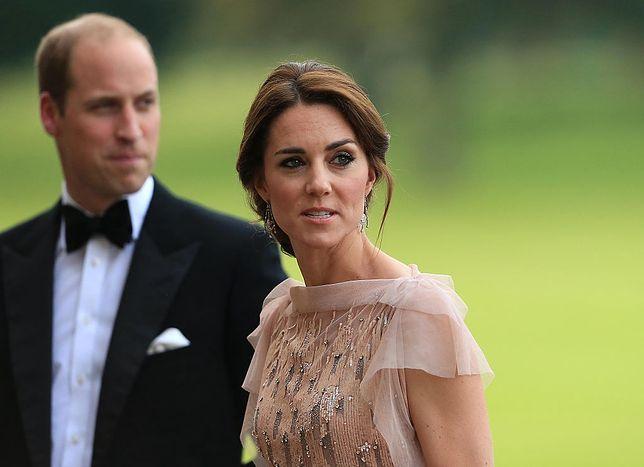 Księżna Kate pozwoliła sobie na chwilę szczerości