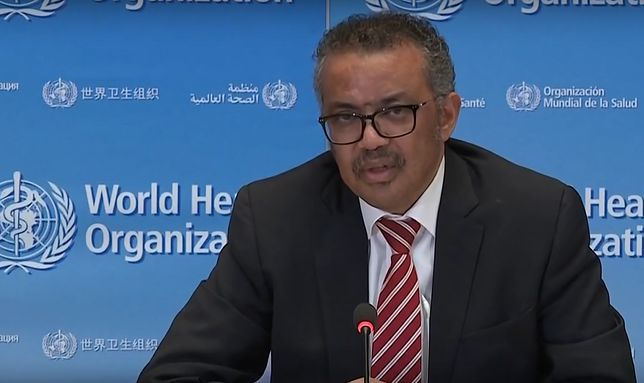 WHO: biedniejsze kraje otrzymają 120 milionów szybkich testów na koronawirusa
