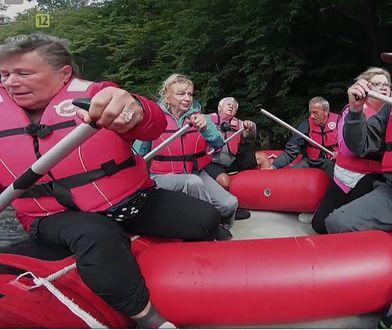 Seniorzy pokłócili się w trakcie spływu. Padły wulgaryzmy