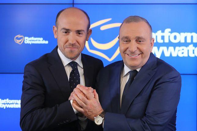 Borys Budka wygrał wybory na przewodniczącego PO