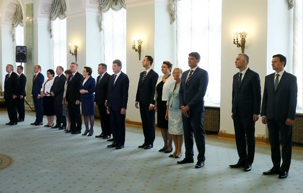 Prezydent Bronisław Komorowski powołał nowych ministrów zdrowia, sportu i skarbu