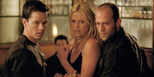 """Mark Wahlberg, Charlize Theron i Jason Statham we """"Włoskiej robocie"""""""