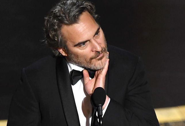 Oscary 2020. Joaquin Phoenix uderzył prosto w sumienia. Jego słowa przejdą do historii
