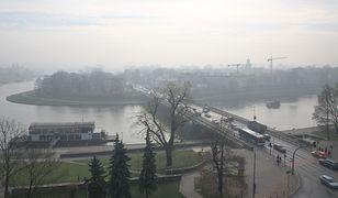 Największy smog na Śląsku i w Małopolsce. Najlepiej na Wybrzeżu.