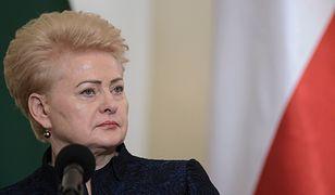 """Prezydent Litwy ma szansę zastąpić Donalda Tuska w UE. Warszawa ma """"mieszane odczucia"""""""