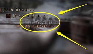 """Pierwsza ciekawostka w nowym odcinku """"Gry o tron"""" pojawia się już w 30 sekundzie."""