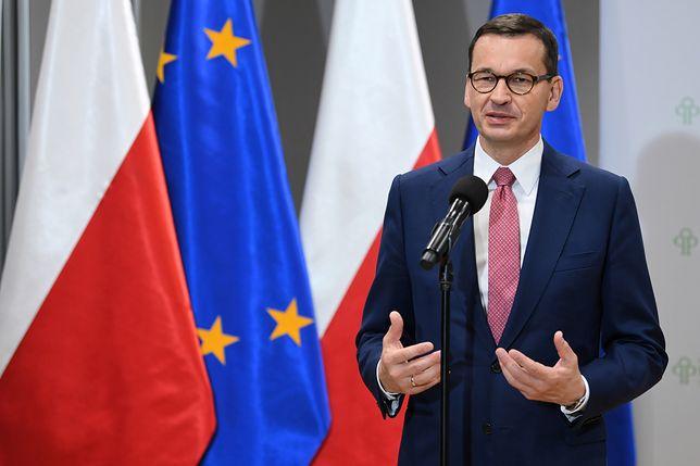 Mateusz Morawiecki: Grzegorz Schetyna przestraszył się Jarosława Kaczyńskiego
