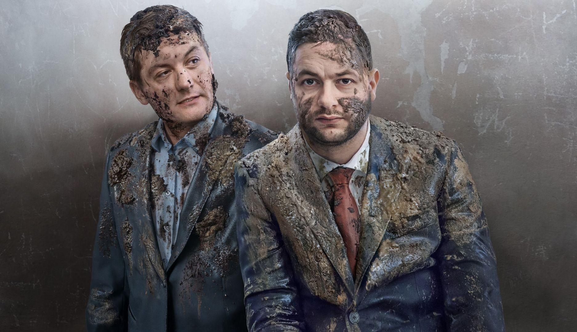 Trzaskowski - Biedroń - Jaki. Kampania wyborcza w Warszawie będzie brutalna i brudna.