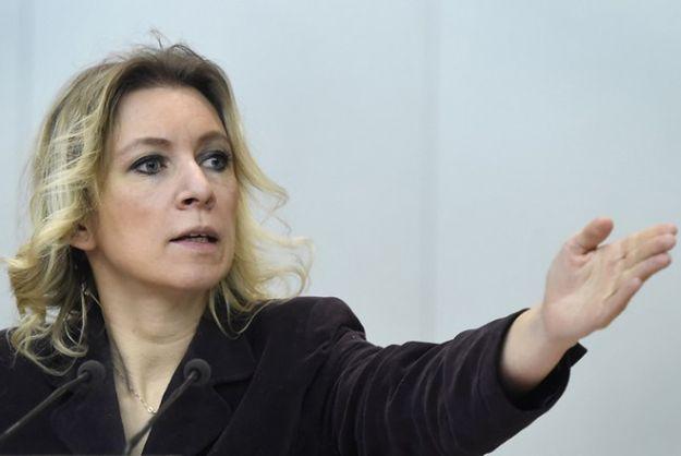 Maria Zacharowa, rzeczniczka MSZ Rosji: Waszyngton inicjuje nowy wyścig zbrojeń
