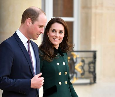 Kate i William po raz pierwszy w Paryżu
