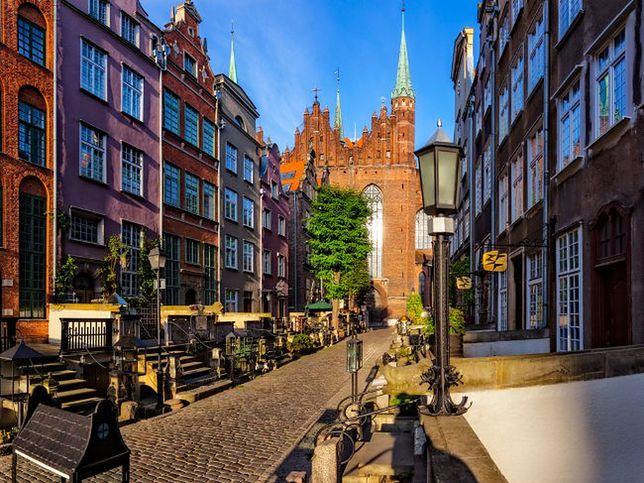 Mariacka, Gdańsk