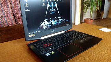 Recenzja laptopa dla graczy Acer Aspire VX 15. Gdzie moc spotyka się z wielką odpowiedzialnością!