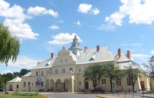 Dworzec kolejowy Żyrardów