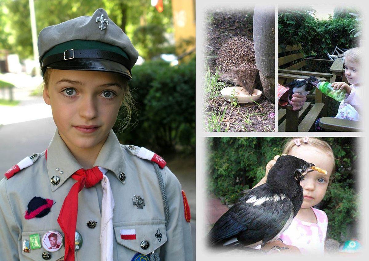 """12-letnia bohaterka. Uratowała przed śmiercią kilkadziesiąt zwierząt. """"To jest niesamowita rodzina"""""""