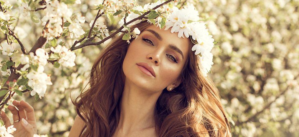 Jak być piękną na wiosnę?