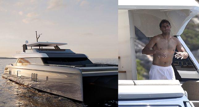 Rafael Nadal kupił w Polsce superluksusowy katamaran od Sunreef Yachts