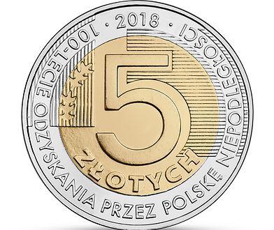 Nowa moneta może być też w twoim portfelu. NBP wybiło po jednej na każdego Polaka