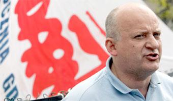 Strajk w Stoczni Gdańsk zawieszony