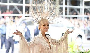 Celine Dion martwiąco wychudzona. Pojawiła się na after party gali MET 2019