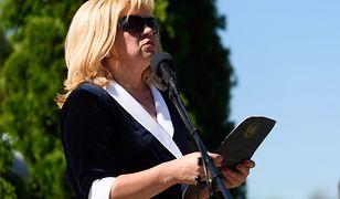Ewa Błasik promuje bieg. Internauci nie zostawiają suchej nitki
