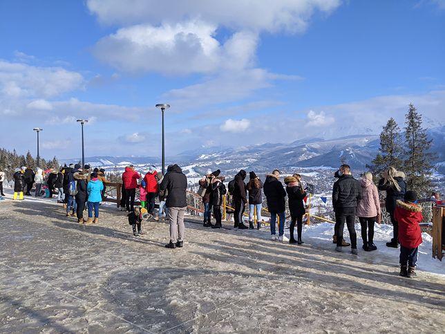 Pogoda w niedzielę, 7 marca była wymarzona