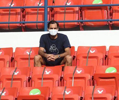 Szwajcaria. Roger Federer promuje turystykę swojego kraju