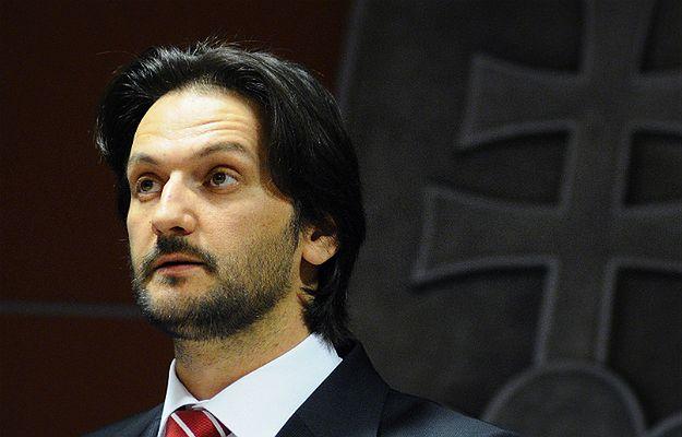 Robert Kalinak, szef słowackiego MSW
