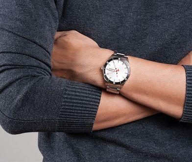 Dobry zegarek jest wizytówką mężczyzny
