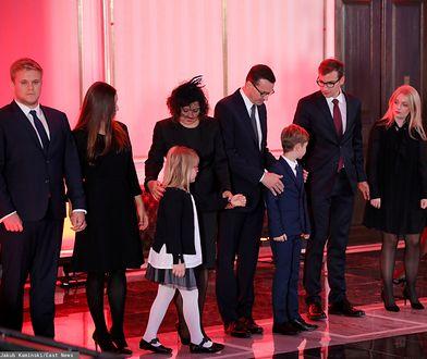 Pożegnanie Kornela Morawieckiego w Sejmie. Obecny premier z rodziną