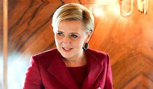 Pierwsza dama w Finlandii