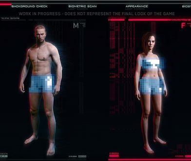 Cyberpunk 2077. Gra oferuje graczom tylko dwie płcie. To wzbudziło kontrowersje